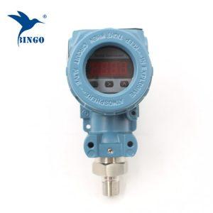 4 ~ 20 mA tlakový vysielač s LED displejom
