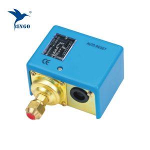 Nastaviteľný tlakový spínač pre chladiaci vodný olejový plyn