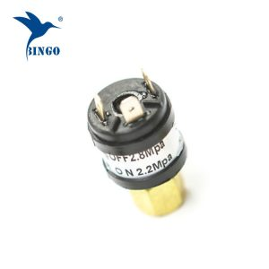 / Regulátor tlaku / snímač s terminálmi závitov