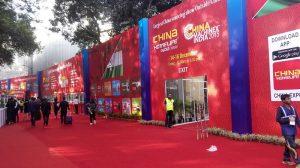 BINGO-SENSOR Čína Machinex 2015