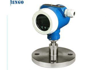 Priemyselný inteligentný snímač tlaku s 316L prírubou a membránou