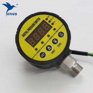inteligentný tlakový spínač, vákuový tlakový spínač, štvormiestny digitálny displej