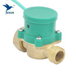 Potrubný spínač posilňovača potrubia pre vodu