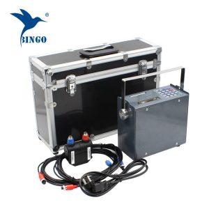 Prenosný ultrazvukový prietokomer