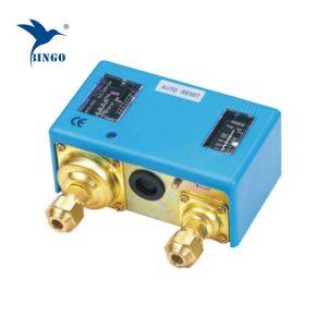 Tlakový spínač tlakového regulátora pre chladenie