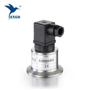 certifikovaný tlakový senzor z nehrdzavejúcej ocele, hydrologický piezorezistický snímač tlaku, proti explózii