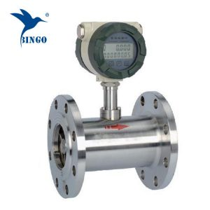 Turbínová spotreba paliva Prietokomer pre prietokomer