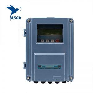Ultrazvukový prietokomer s ultrazvukovým prietokom