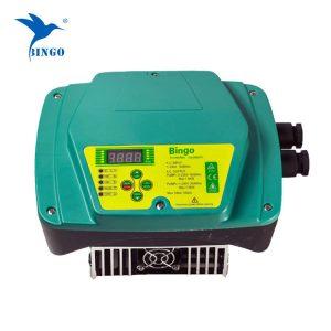vodotesný regulátor konštantného tlaku s reguláciou rýchlosti vodného čerpadla