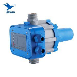 automatický elektronický spínač regulácie tlaku vodného čerpadla