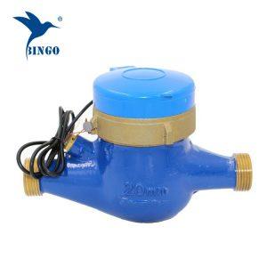 mosadzné teleso Pulse Snímač impulzov prietokomeru vody (1)