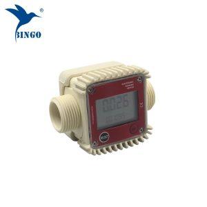 digitálny prietokomer turbínovej palivovej vody
