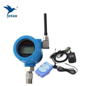 vysoká presnosť bezdrôtového tlakového vysielača s vonkajším potrubím