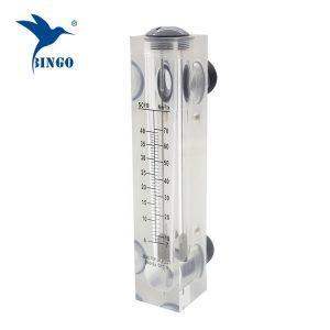 prietokomer vody Panelový prietokomer